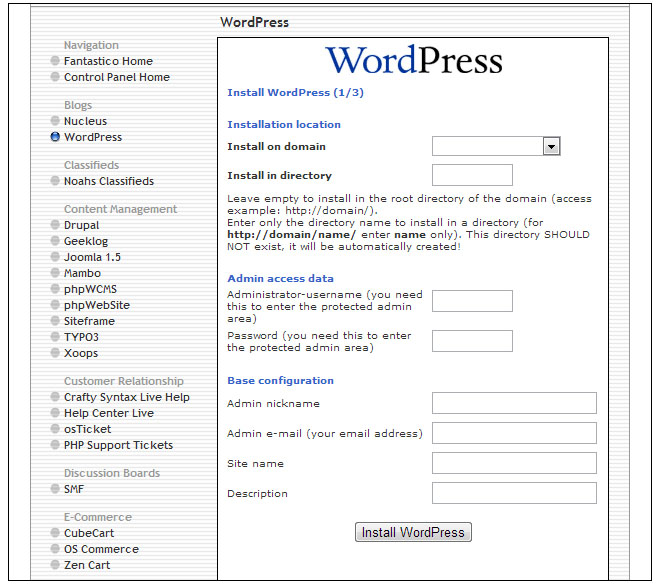 how to create a blog with wordpress in 5 minutes or less image 9